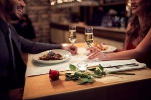 Valentijnsarrangement